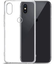 Xiaomi Redmi Note 5 Transparant Hoesje