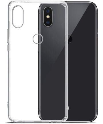 Xiaomi Redmi Note 5 Transparant Hoesje Hoesjes