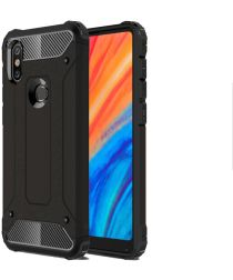 Xiaomi Mi Mix 2S Hybride Hoesje Zwart