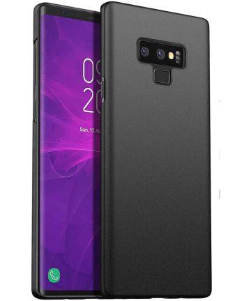 Samsung Galaxy Note 9 Hoesje Zwart