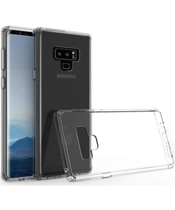 Samsung Galaxy Note 9 Hoesje Armor Backcover Transparant Hoesjes