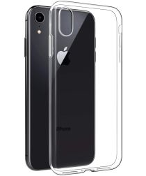 iPhone XR Transparante Hoesjes