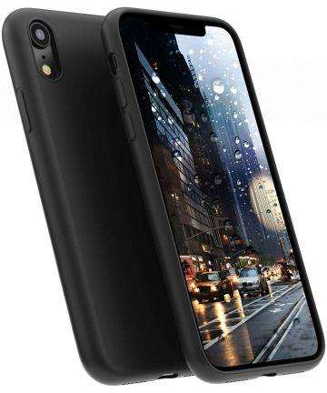 Apple iPhone XR TPU Hoesje Zwart