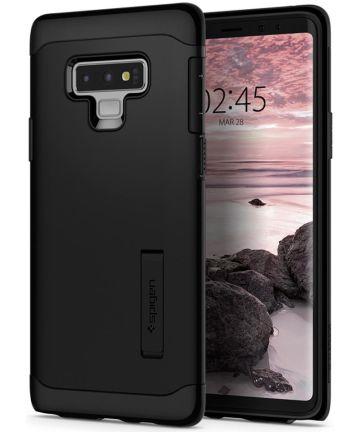 Spigen Slim Armor Hoesje Samsung Galaxy Note 9 Midnight Black