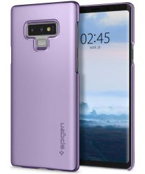 Spigen Thin Fit Hoesje Samsung Galaxy Note 9 Lavender