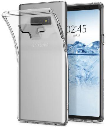 Spigen Liquid Crystal Case Galaxy Note 9 Crystal Clear
