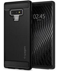 Spigen Rugged Armor Samsung Galaxy Note 9 Matte Black