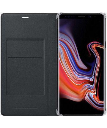 Origineel Samsung Galaxy Note 9 Portemonnee Hoesje Zwart