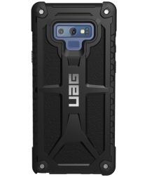 UAG Monarch Hoesje Samsung Galaxy Note 9 Black