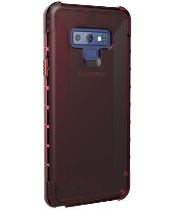 Urban Armor Gear Plyo Hoesje Samsung Galaxy Note 9 Crimson