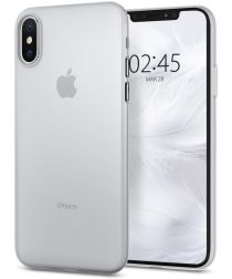 Spigen AirSkin Apple iPhone XS Case Clear