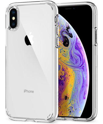 Spigen Ultra Hybrid Case Apple iPhone XS Crystal Clear