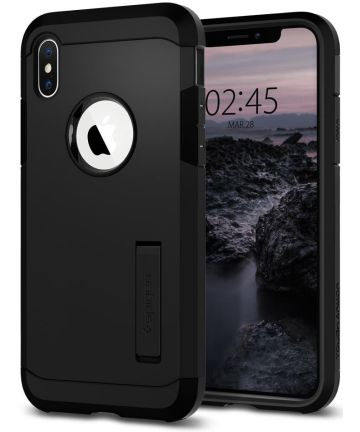 Spigen Tough Armor Case Apple iPhone XS Black