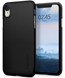 Spigen Thin Fit Case Apple iPhone XR Black