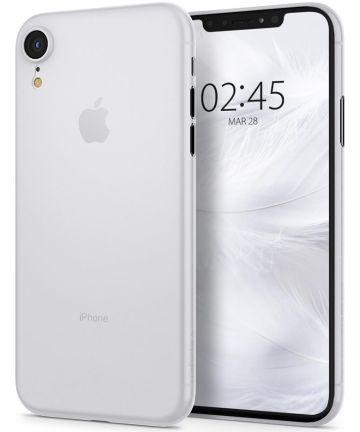 Spigen Air Skin Case Apple iPhone XR Transparant