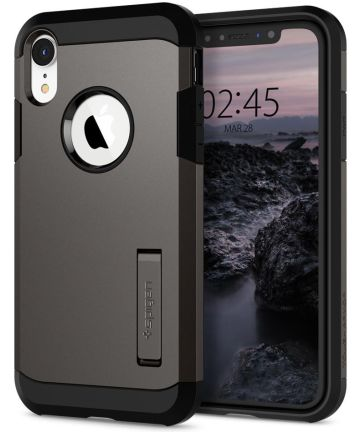 Spigen Tough Armor Case Apple iPhone XR Gunmetal