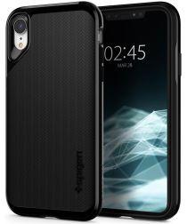 Spigen Neo Hybrid Hoesje Apple iPhone XR Jet Black