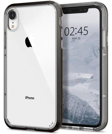 Spigen Neo Hybrid Crystal Case Apple iPhone XR Gunmetal