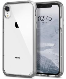 Spigen Neo Hybrid Crystal Case Apple iPhone XR Satin Silver