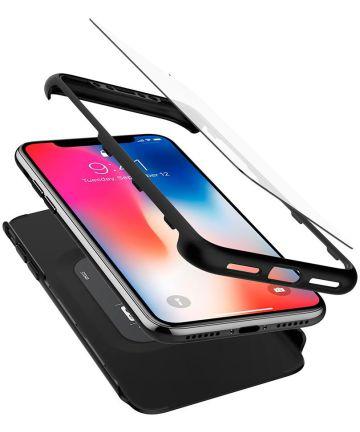 Spigen Thin Fit 360 Case Apple iPhone XR Black