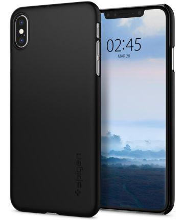 Spigen Thin Fit A Case Apple iPhone XS Max Black