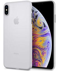 Spigen Air Skin Case Apple iPhone XS Max Clear