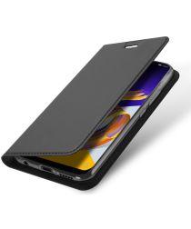 Dux Ducis Premium Book Case Asus Zenfone 5Z Hoesje Grijs
