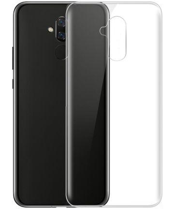 Huawei Mate 20 Lite Hoesje Dun TPU Transparant