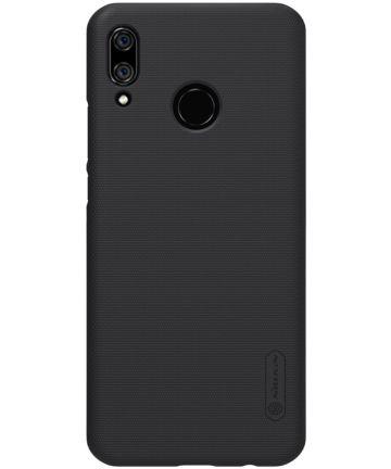 Nillkin Super Frosted Shield Case Huawei P Smart Plus Zwart