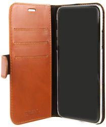 Valenta Classic Luxe Apple iPhone XS Max Booklet Hoesje Bruin