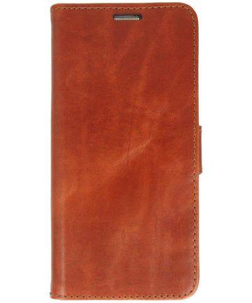 Valenta Classic Luxe Apple iPhone XR Booklet Hoesje Bruin