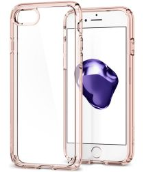 Spigen Ultra Hybrid 2 Case Apple iPhone 7 / 8 Roze Kristal