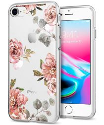 Spigen Liquid Crystal Case Apple iPhone 7 / 8 Crystal Aquarelle