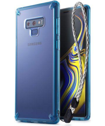Ringke Fusion Samsung Galaxy Note 9 Aqua Blue