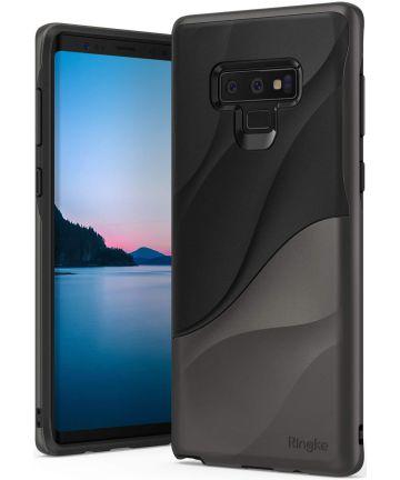 Ringke Wave Hoesje Samsung Galaxy Note 9 Metallic Chrome