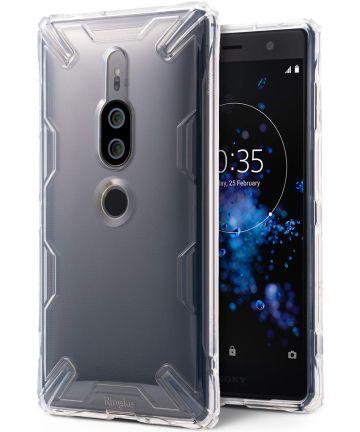 Ringke Air X Sony Xperia XZ2 Premium Hoesje Transparant Hoesjes
