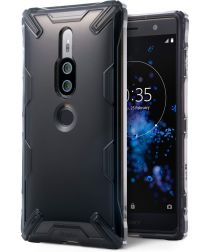 Ringke Air X Sony Xperia XZ2 Premium Hoesje Smoke Black
