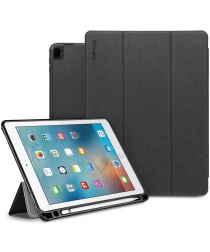Ringke Smart Case Apple iPad Pro 9.7 Flip Hoes met Standaard Zwart