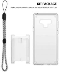 Ringke Fusion Kit Apple iPhone XS Transparant Hoesje Transparant