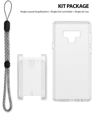 Ringke Air Kit Apple iPhone XS Transparant Hoesje