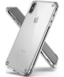 Ringke Fusion Apple iPhone XS Max Transparant