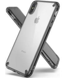 Ringke Fusion Apple iPhone XS Max Smoke Black