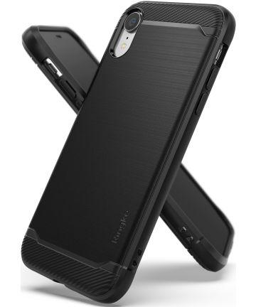 Ringke Onyx Apple iPhone XR Hoesje Black Hoesjes
