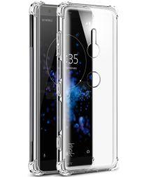 Sony Xperia XZ3 TPU Hoesje Transparant
