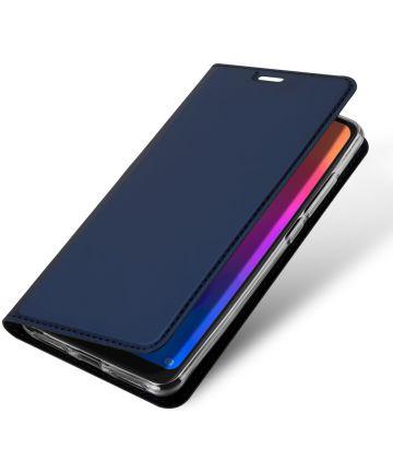 Dux Ducis Skin Pro Series Flip Hoesje Xiaomi Mi A2 Lite Blauw Hoesjes