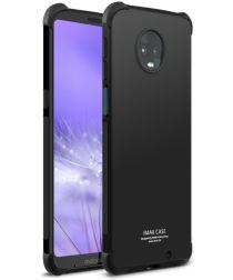 Motorola Moto Z3 Play TPU Hoesje met Screen Protector Zwart