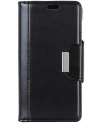 Huawei P Smart+ Portemonnee Hoesje Zwart