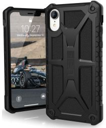 Urban Armor Gear Monarch Hoesje Apple iPhone XR Midnight