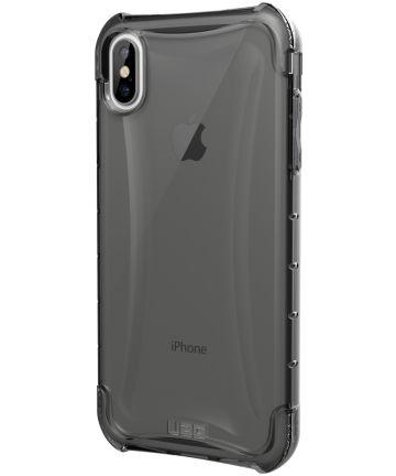Urban Armor Gear Plyo Hoesje Apple iPhone XS Max Ash