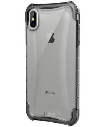 Urban Armor Gear Plyo Hoesje Apple iPhone XS Max Ice